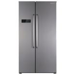 холодильник Kraft KF-F2660NFL металл