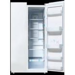 холодильник Ginzzu NFK-580W