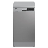Посудомоечная машина Beko DFS28020X серебристая