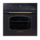 Духовой шкаф Electronicsdeluxe 6006.03 эшв-009, черный матовый