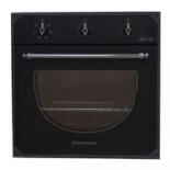 Духовой шкаф Electronicsdeluxe 6006.03эшв-011, черный