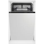Посудомоечная машина Beko DIS39020, серая