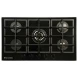 Варочная поверхность Electronicsdeluxe GG51130245F TC-000, стекло черное