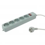 сетевой фильтр PC Pet (AP01006-5-GR)Серый