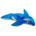 надувная игрушка Intex 58523 Касатки 163х76 см, от 3 лет