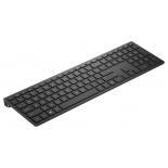 клавиатура HP Pavilion 600 USB беспроводная, черная