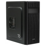 корпус компьютерный Zalman ZM-T6 Black Mini Tower, USB2.0+USB3.0 (без БП)
