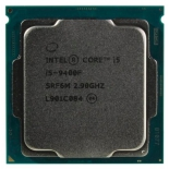 процессор Intel Core i5-9400F Coffee Lake (2900MHz, LGA1151 v2, L3 9216Kb, Tray)