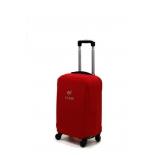 чемодан Чехол  L`case (размер: M), красный