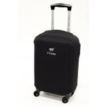 чемодан Чехол  L`case (размер: S), Черный