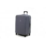 чемодан Чехол  L`case (L), Светло-серый