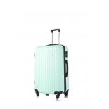 чемодан L`case Krabi BCP-12-02 L 31х47х72 см (105 л),  мятный