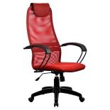 компьютерное кресло Метта BP-8, красное