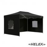 тент садовый Helex S8.2, 3x4.5м, черный