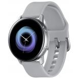 Умные часы Samsung Galaxy Watch Active (SM-R500NZSASER), серебристый лёд