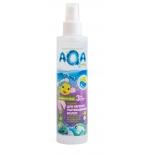 косметика для волос AQA baby KIDS Спрей для легкого расчесывания волос 200 мл