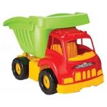 Игрушки для мальчиков Грузовик Pilsan King Truck (06-604-T), зеленый кузов, купить за 1 536руб.