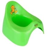 горшок детский Pilsan Chick Child Potty (07-509-T), зеленый