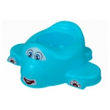 горшок детский Pilsan Airplane Child Potty (07-516-T), синий