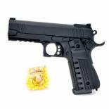 оружие игрушечное Пистолет Наша Игрушка мехнический (2020)