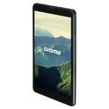планшет Digma Plane 8550S 4G 1/8Gb, графит/черный