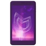 планшет Irbis TZ797 2Gb/16Gb LTE, пурпурный