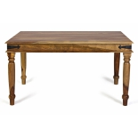 стол обеденный TetChair Бомбей 0390-135 (135х90х76) натуральный