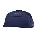 сумка дорожная SANTA FE 3231 на колесах, синяя