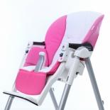 аксессуар для детского отдыха Вкладыш на сиденье Esspero Sport Peg-Perego Diner Pink/White