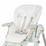 аксессуар для детского отдыха Сменный чехол Esspero для стульчика Chicco Polly, белый