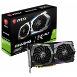 видеокарта GeForce MSI GeForce GTX 1660 Ti GAMING 6G (GDDR6, G-Sync, VR)