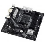 материнская плата ASRock B450M Pro4-F AMD, mATX, DDR4, SATA3, USB 3.1