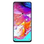 смартфон Samsung Galaxy A70 (2019) SM-A705F 6/128Gb, синий