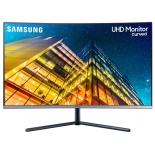 монитор Samsung U32R590CWI (31,5'' UHD), чёрный