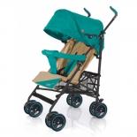 коляска Baby Care CityStyle 18, бирюзовая