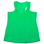 Майка для похудения Bradex Body Shaper M, зеленая, купить за 954руб.
