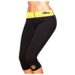 шорты для похудения Бриджи  Bradex Hot Shapers 201 размер L (жёлтый)