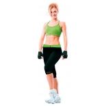 шорты для похудения Леггинсы  BRADEX Body Shaper (L)