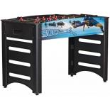 настольная игра Футбольный стол Weekend-Billiard Dybior Turin (120х61х84 см, синий)