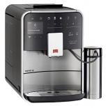 Кофемашина Melitta  Caffeo F 840-100 1450 Вт серебристый/черный