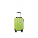 чемодан L`case Krabi BCP-12-02 M 25х42х63 см, зеленый