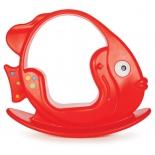 качалка детская рыба Pilsan Rocking Fich (06-151), красная