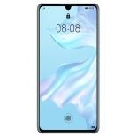 смартфон Huawei P30 6/128Gb (ELE-L29), голубой/белый