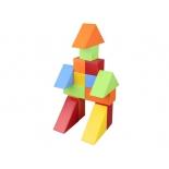 конструктор Набор из 10 геометрических фигур Pilsan 03-222-T