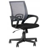 кресло офисное Chairman 696 TW-04 серый (7004042)