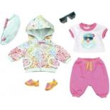 одежда для кукол Zapf Creation Baby born Делюкс, для велосипедной прогулки (827-192)