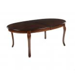 стол складной TetChair Royal (RY-T8EX) 196+44х120х75см, Tobacco