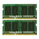 модуль памяти Kingston KVR13S9S8K2/8 DDR-3 8192Mb SODIMM, 2x4Гб