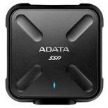 внешний жёсткий диск A-Data SD700 ASD700-512GU31-CBK 512Gb черный