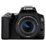 цифровой фотоаппарат Canon EOS 250D Kit (EF-S 18-55mm IS STM) чёрный